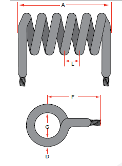 Tubular Flexible Heaters