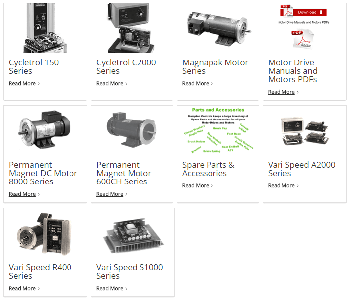 Motor Drives and Motors