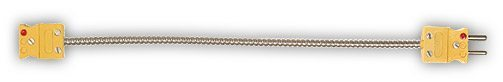 Thermocouples Extensions Stainless Steel Braid